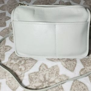 Vtg COACH Bonnie Cashin Basic Bag Leather Shoulder